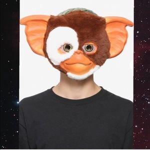 Gizmo Gremlins Mask Hot Top NWT
